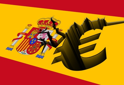 Spanien unter dem EU-Rettungsschirm